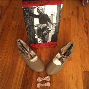 Capezio Maryjane Tap Shoes